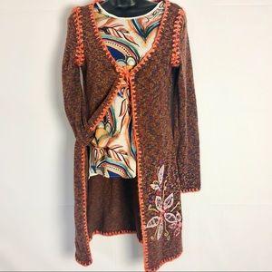 Lulumari Tunic Sweater